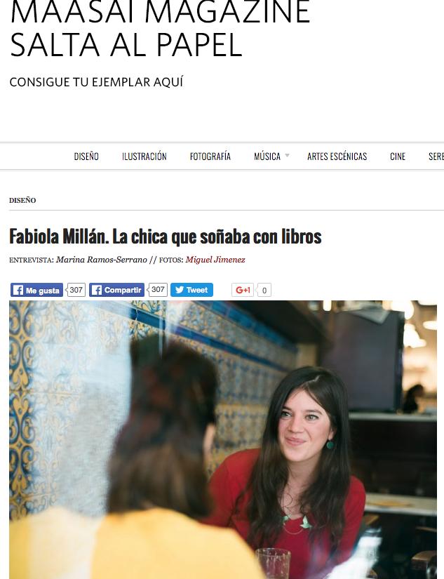 Entrevista a la editoria de Advook Editorial Fabiola Millán
