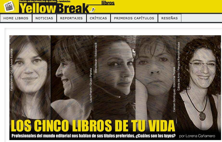 Publicación Fabiola Millán. Editoria Advook Editorial