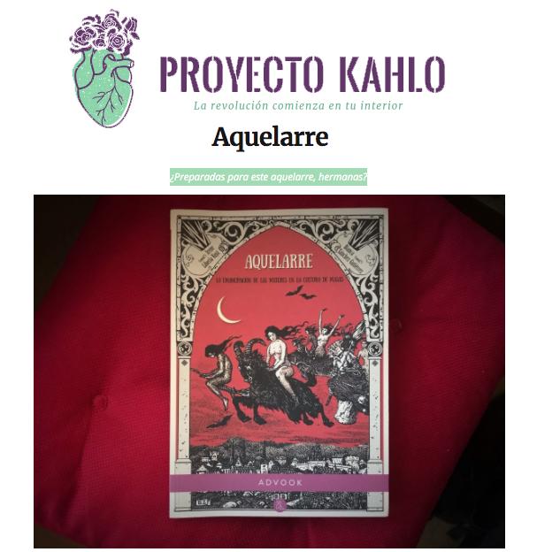 Proyecto Kahlo Aquelarre